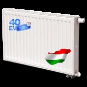 Dunaferr LUX-UNI acéllemez lapradiátor