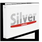 Silver radiátor