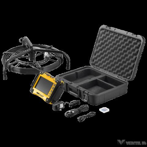 REMS CamSys 2 Set S-Color 10 K kamerás ellenőrző rendszer hangfelvétellel