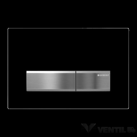 Geberit Sigma50 pneumatikus vizelde vezérlés mély fekete