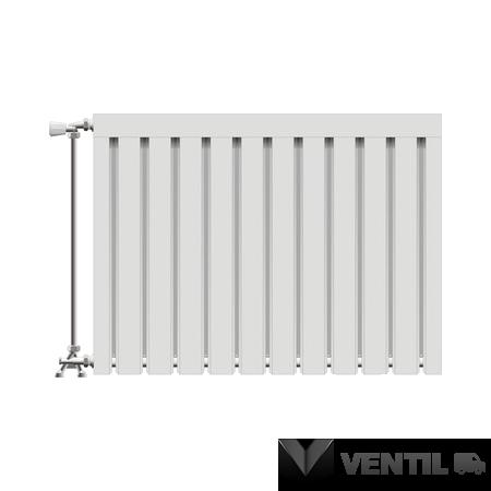 Viking aluminium radiátor 600 mm kötéstáv 11 tag