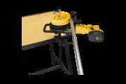 REMS WB állítható magasságú géptartó munkapadra történő rögzítéshez