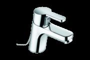 KLUDI Logo-Neo álló mosdó csaptelep behúzható lánccal (Kifutó!)