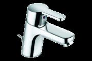 KLUDI Logo-Neo mosdó lánct. fix bek csaptelep (Kifutó!)