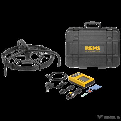 REMS CamSys Set S-Color 5 K elektronikus kamerás ellenőrző rendszer