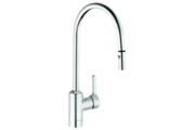 Kludi Bingo Star NA 15 egykaros álló mosogató csaptelep, automatikus zuhany/vízsugár váltóval
