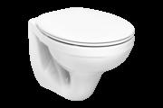 Kolo Idol mélyöblítésű falra szerelhető WC csésze