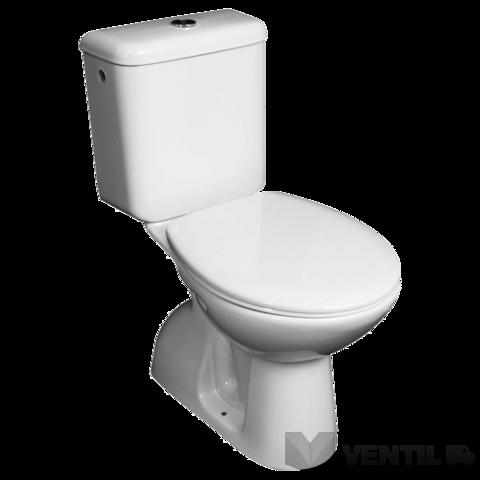 Jika Zeta monoblokkos WC csésze szett 6139.9